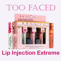 Too Faced☆ホリデー☆Lip Injection Plump & Tasty Trio set