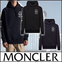 MONCLER ▼【正規品】UNDEFEATED コラボ ロゴ フード付き ニット