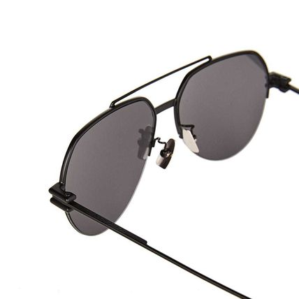 BOTTEGA VENETA サングラス 関税込! Aviator metal sunglasses(5)