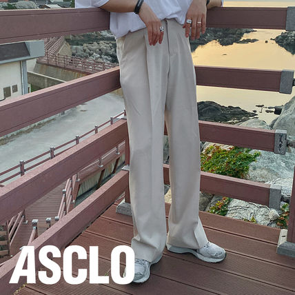ASCLO Banding Wide Slacks (2color)