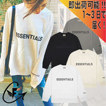 FEAR OF GOD(フィアオブゴッド) スウェット・トレーナー 【VIP SALE!!】FOG☆ESSENTIALS Crew Neck Sweatshirt