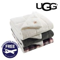 UGG アグ Avery Quilted Throw Blanket 127cm x 178cm
