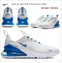 【NIKE】ゴルフシューズ Nike Men's Air Max 270 G Golf Shoes