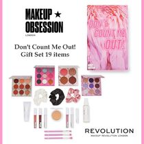 限定◆Makeup Revolution◆M.Obsession X'masコフレ◆送料込追跡