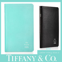 Tiffany&CO.★2021 Leather Diary プランナーSize S/2カラー★