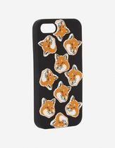 メゾンキツネ MAISON KITSUNE IPHONE CASE 3D FOX HEAD 11 PRO X