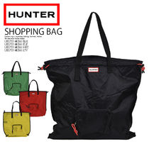 即納★希少★HUNTER★ORIGINAL PACKABLE TOTE★UBS7014KBM