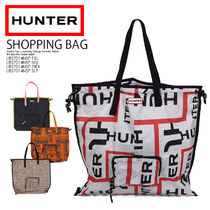 即納★希少★HUNTER★ORIGINAL PACKABLE TOTE★UBS7014NSP
