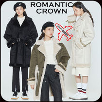 【ROMANTIC CROWN】 LUMBER JACK MUSTANG COAT★男女兼用