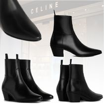 ★20 Winter★新作★CELINE★ZIPPED BOOTS ブーツ