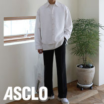 ASCLO(エジュクロ) パンツ Project Vent Wide Slacks (3color)