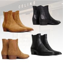 ★20 Winter★新作★CELINE★BOOTS CHELSEA CAMARGUE CALF