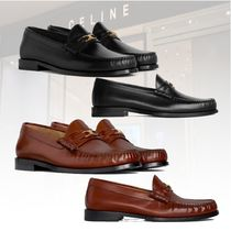 20Winter★新作★CELINE★LUCO TRIOMPHE LOAFER メンズ モカシン