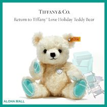 【Tiffany & Co】Return to Tiffany  Love Holiday Teddy Bear♪