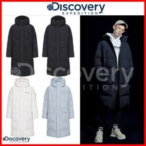 Discovery EXPEDITION(ディスカバリー) ダウンジャケット ★DISCOVERY★Long Down Padded Coat☆大人気・男女OK!☆