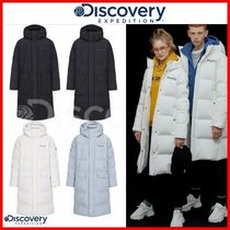 ★DISCOVERY★Long Down Padded Coat☆大人気・男女OK!☆