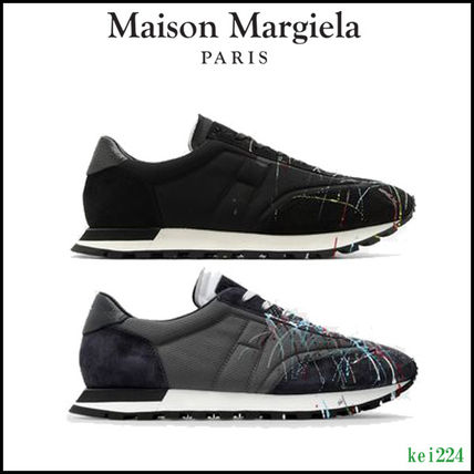 Maison Margiela★Replica 'Paint drop' スニーカー