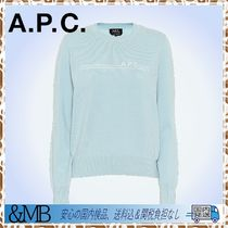 A.P.C.★新着★Cotton and cashmere sweater