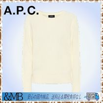 A.P.C.★新着★Leonie wool sweater