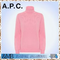 A.P.C.★新着★Sandra merino wool sweater