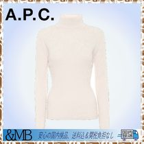 A.P.C.★新着★Carmen merino wool sweater