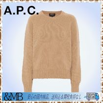 A.P.C.★新着★Alyssa wool sweater