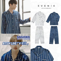 ★EVENIE★BTS V テテ着用パジャマWicand long sleeves Homewear