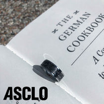 ASCLO Wave Ring (Silver)