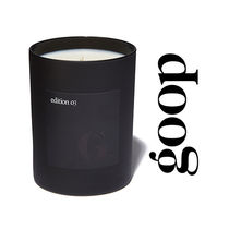 goop(グープ) キャンドル 話題!【goop グープ】SCENTED CANDLE: EDITION 03 INCENSE