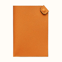 HERMES ☆Tarmac passport holder ☆H057946CKI9