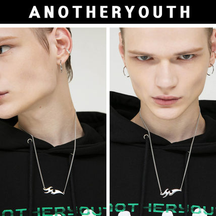 ANOTHERYOUTH◆20FW◆tribal pendant necklace◆ユニセックス