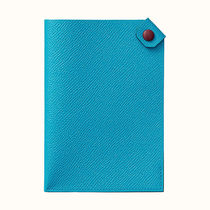 HERMES ☆Tarmac Dot passport holder ☆H078483CKAG
