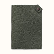 HERMES ☆Tarmac Dot passport holder ☆H078483CKAH