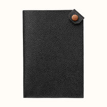 HERMES ☆Tarmac Dot passport holder ☆H078483CKAO