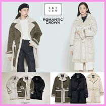 ☆ROMANTIC CROWN☆LUMBER JACK MUSTANG COAT マスタングコート