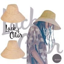 ■Lack of color■The Cove■新作♪ つば広帽子