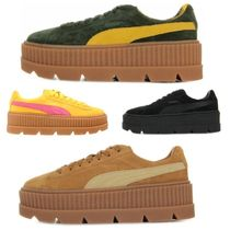 PUMA|FENTY BY RIHANNA CLEATED CREEPER SUEDE WNS