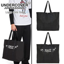 UNDERCOVER(アンダーカバー) トートバッグ 【人気】UNDER COVER ロゴトートバッグ