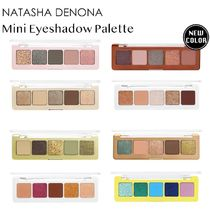 【NATASHA DENONA】カラー豊富☆The Mini Eyeshadow Palette
