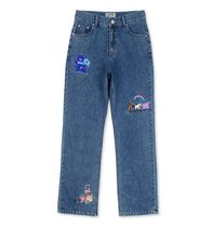 ●YOUTHBATH● 20F/W BEAR GRAPHIC DENIM