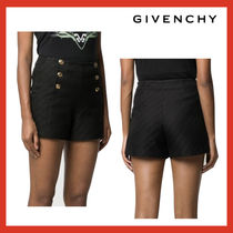 VIP価格【GIVENCHY】Shorts with 4g buttons 関税込
