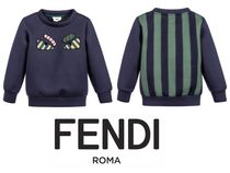国内発送 FENDI KIDS Monster sweatshirt