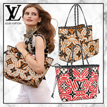 ◆Louis Vuitton 20PF 最新作◆LV CRAFTY NEVERFULL バッグ◆2色