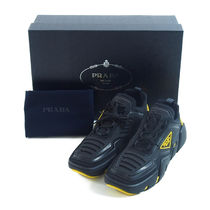 PRADA::Techno Stretch スニーカー:5[RESALE]