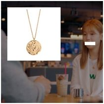 Primaute(プリモテ) ネックレス・ペンダント [PRIMAUTE] 青春の記録☆パクソダム着用☆BIG CIRCLE NECKLACE