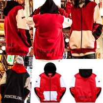 WV PROJECT★ secondブランドpunchline zip up hoodie JSHD6060