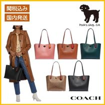 【COACH】Willow Tote◆国内発送◆
