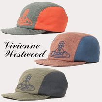 【Vivienne Westwood】即対応 スウェット 2トーン キャップ