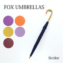 FOX UMBRELLAS SHORT WHANGHEE HANDLESP2フォックスアンブレラズ