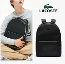 ■SALE■【LACOSTE ラコステ】牛革バックパック  Chantaco